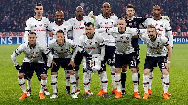 Beşiktaş gönderdi <br>kahraman oldu