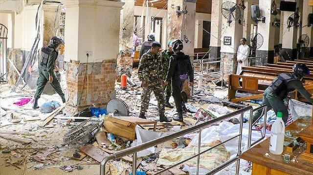 تطور عاجل في هجمات سريلانكا الإرهابية