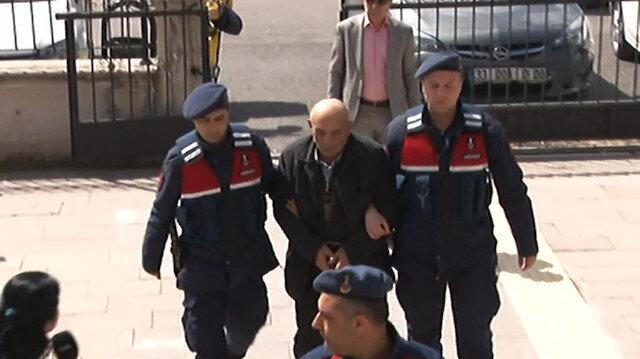 Kılıçdaroğlu'na yumruk atan adam Çubuk adliyesine getirildi