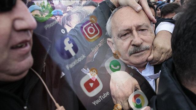 Kılıçdaroğlu'na saldıranlar: HTS kayıtları ve WhatsApp konuşmaları incelenecek