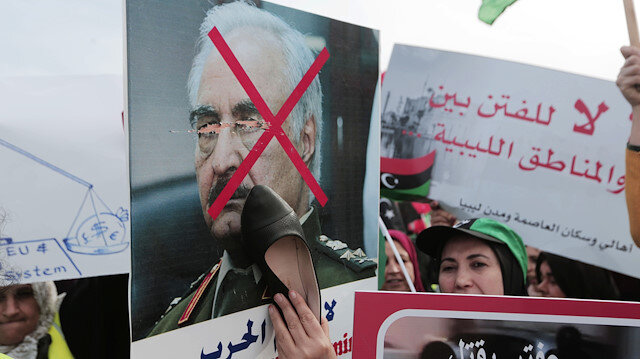 Libya'daki uyuyan hücrelerin Hafter'in Trablus saldırısına etkisi