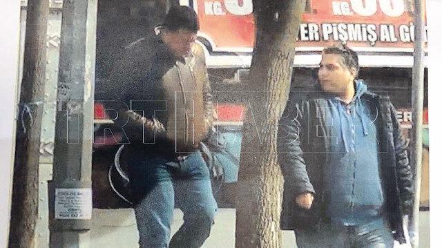 MİT'in operasyonuyla BAE casusları Samir Semih Şaban (40) ve Zeki Yusuf Hasan İstanbul'da yakalanmıştı.