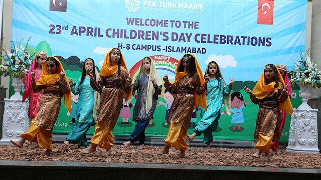 Turkey's Children's Day celebrated in Pakistan