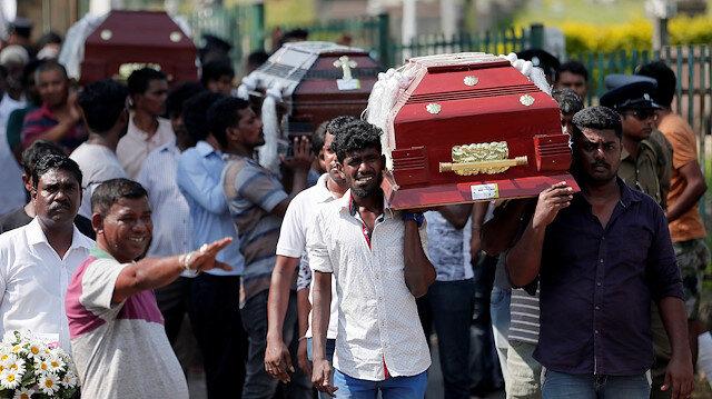 Saldırılarda 310 kişi yaşamını yitirdi.