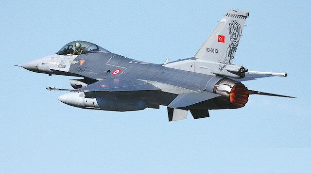 F-16 (Arşiv)