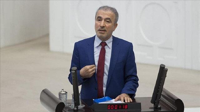 AK Parti Grup Başkanı Naci Bostancı.