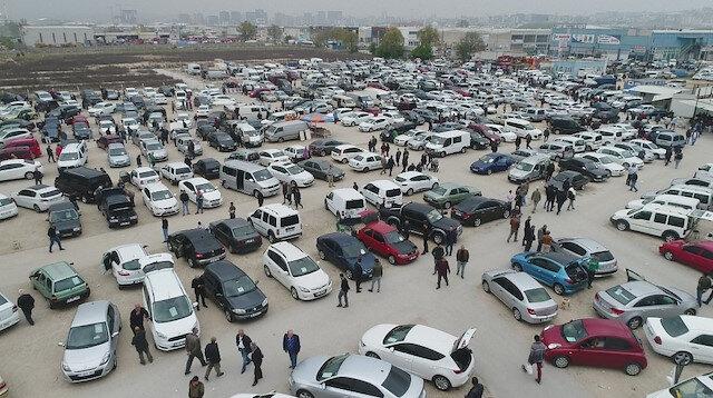 İkinci el araç fiyatlarının düşmesi beklenmiyor.