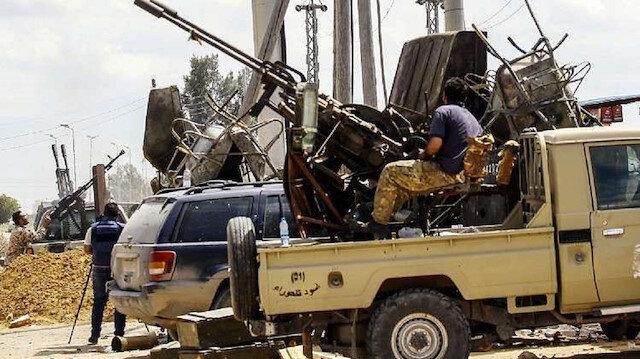 ليبيا.. قوات حفتر تعلن إسقاط طائرة للوفاق والأخيرة تنفي