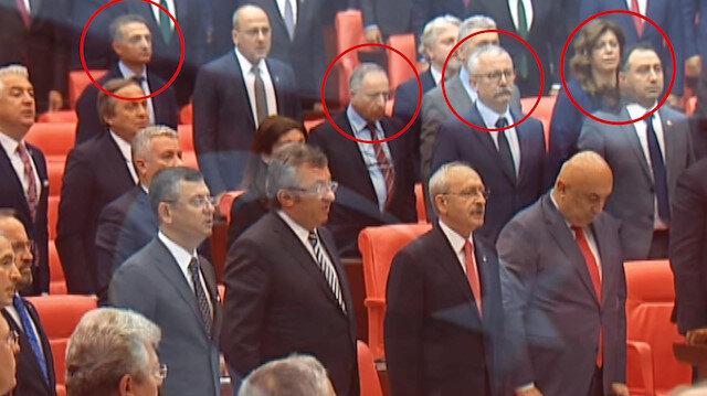HDPden İstiklal Marşı saygısızlığı