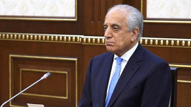 Khalilzad begins trip to discuss Afghan peace