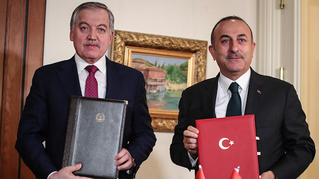 Turkey, Tajikistan eye $1B trade volume