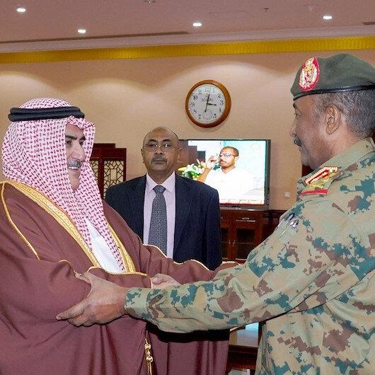 البحرين تعلن عن موقفها من المجلس العسكري الانتقالي بالسودان