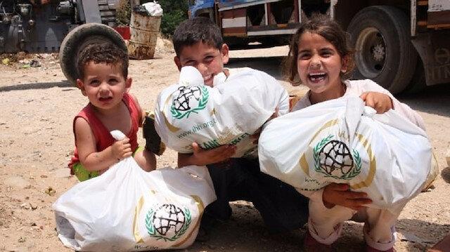 Turkey's IHH supports 95,000 orphan children globally