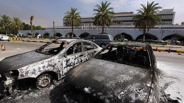 ليبيا.. تطورات جديدة حول معركة مطار طرابلس
