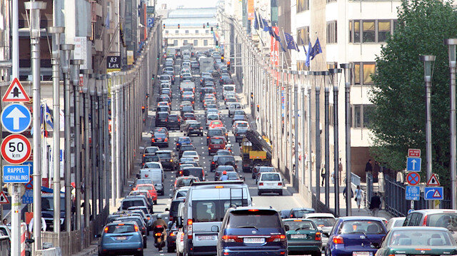 AB ülkeleri motorlu taşıtlardan 428 milyar avro vergi topladı