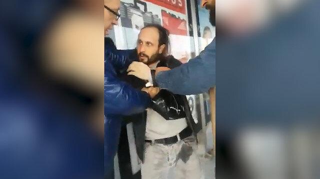 Metrobüs tacizcisi yakalanarak adliyeye sevk edildi