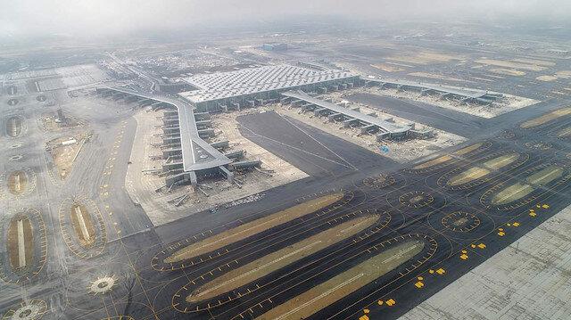 İstanbul Havalimanı'na övgü dolu sözler: Dünya birincisi olacak