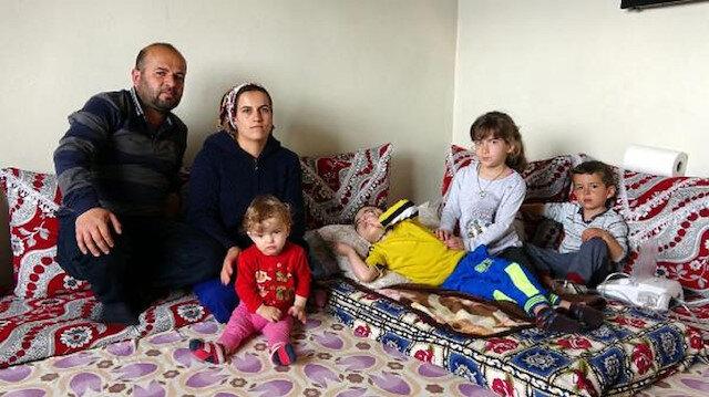 Ramazan için hasta karyolası ve engelli aracı isteği