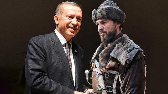 Erdoğan praises Ertuğrul TV series for reacquainting world with Ottoman history