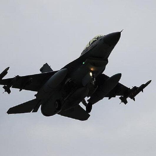 غارات جوية للجيش التركي تدك أوكار بي كا كا الإرهابية شمالي العراق
