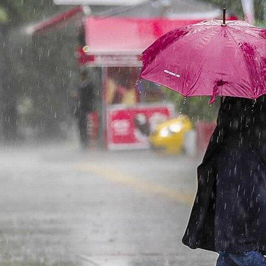 Meteoroloji uyardı: Çamur ve yağmur devam edecek