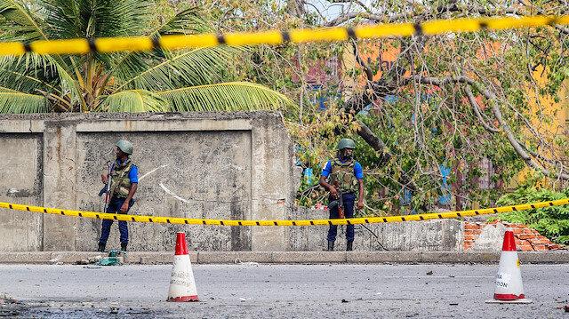 Sri Lanka'da terör saldırıları sonrası üst düzey görevden almalar