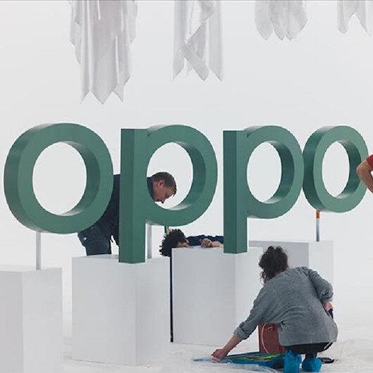 OPPO logosunu yeniledi