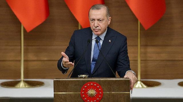 أردوغان: لايمكن لفرنسا التي قتلت المسلمين في الجزائر أن تعطي الدروس لتركيا