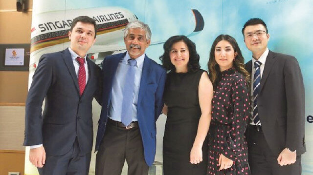 İstanbul Havalimanı'na Singapur'dan övgü