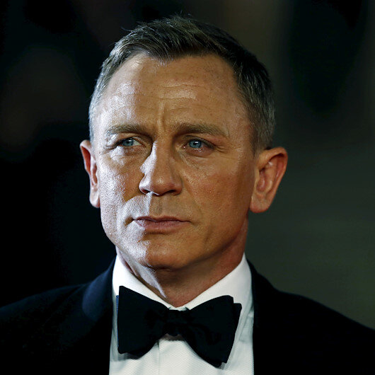 Craig, Daniel Craig: actor to star as James Bond for fifth time