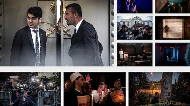 تعرف على الصور الفائزة بجائزة إسطنبول لأفضل صورة لعام 2019