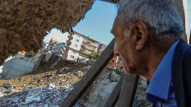 Kağıthane mağdurları için 745 bin liralık kaynak aktarıldı