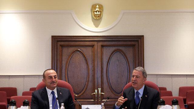 لقاء طارئ يجمع بين وزارتي الدفاع والخارجية التركيتين وتصريحات ورسائل قوية!