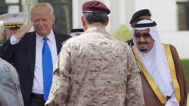 ABD'nin Yemen'de devam eden savaşta Suudi Arabistan'a verdiği desteği kesmesini öngören yasa tasarı, 16 Nisan'da Trump tarafından veto edilmişti.