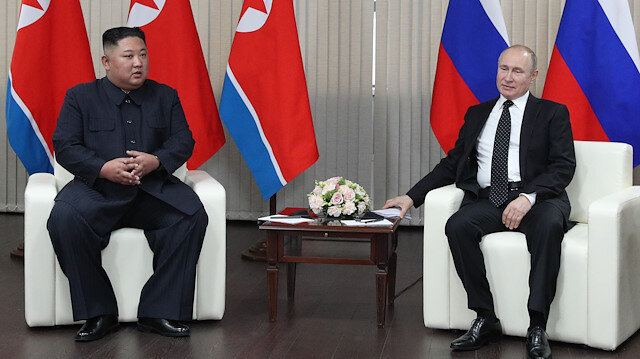 يلتقيان لأول مرة.. انطلاق قمة بوتين وكيم في روسيا