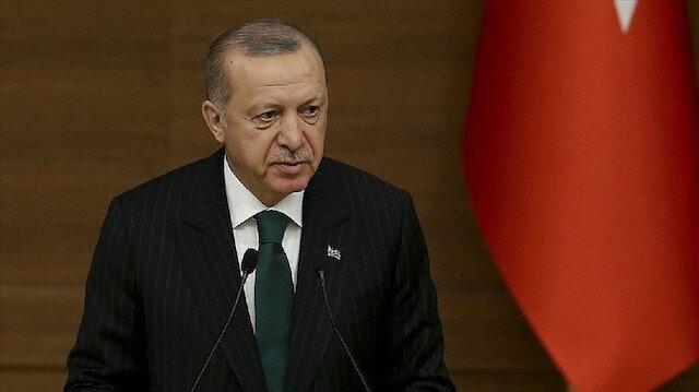 أردوغان يهنئ الرئيس الأوكراني الجديد