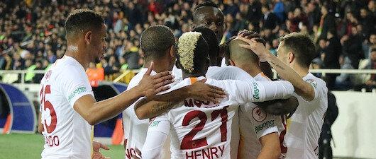 Galatasaray <br>şovla finale çıktı