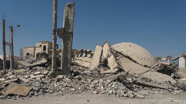 Koalisyon güçleri Rakka operasyonunda bin 600 sivil katletti