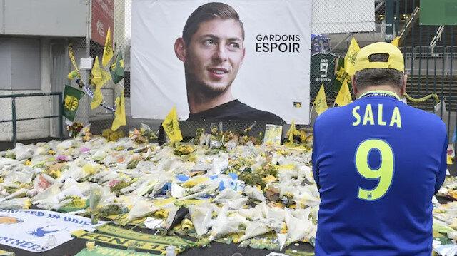 Sala'nın ölümü futbol dünyasını yasa boğmuştu.
