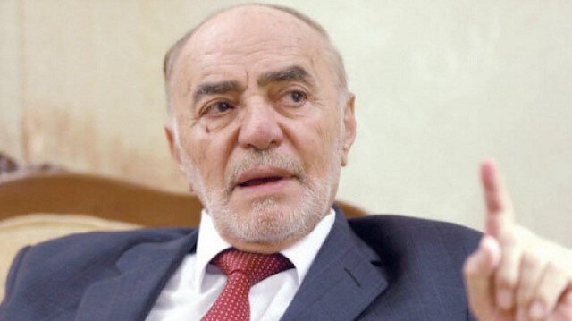 Former Jordanian Parliament President Abdul Latif Arabiyat