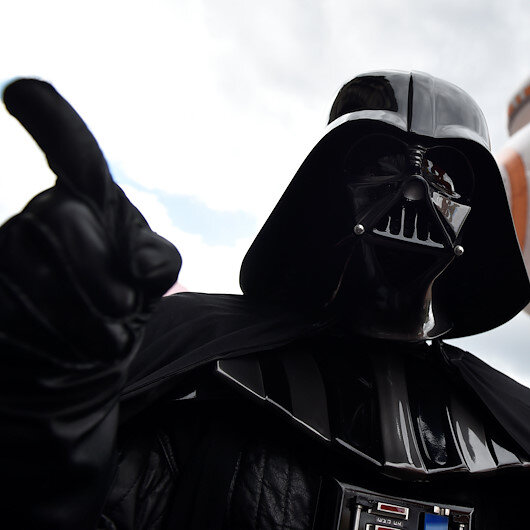 'Star Wars' Darth Vader costume could go for $2 million at auction