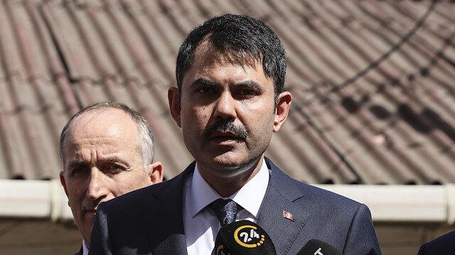Bakan Kurum: Yılda 300 bin konutun dönüşümü sağlanacak