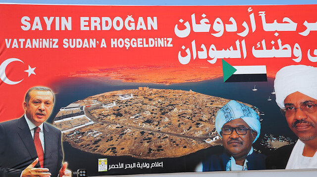 Turkey says Suakin Island pact with Sudan 'not cancelled'
