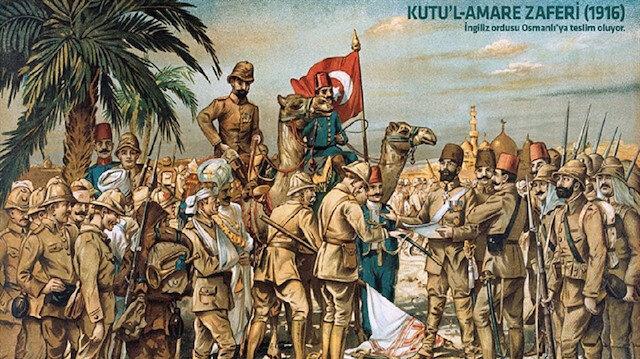 Osmanlı'nın tarih sahnesindeki son zaferi: Kut'ül Amare