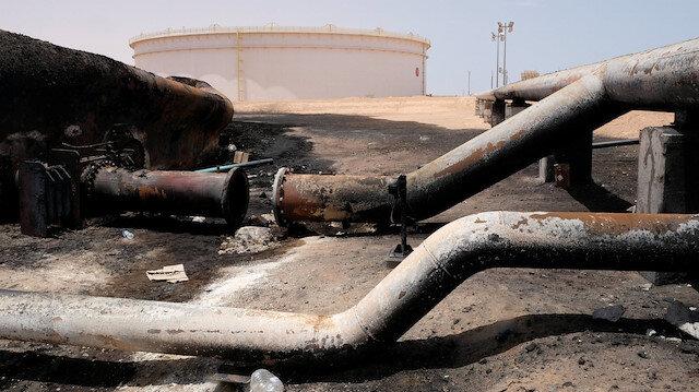 Yabancı savaş uçakları Libya'ya girdi
