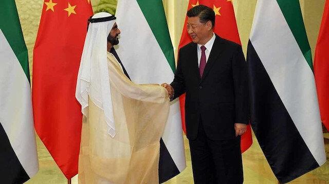 Çin ve BAE arasında 3.4 milyar dolarlık imza