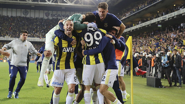 Fenerbahçe'ye dev rakipler