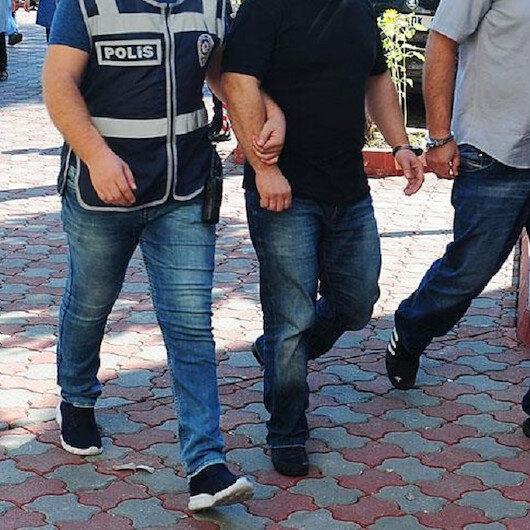 Şanlıurfa'da terör örgütüne operasyon: 9 gözaltı
