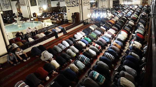 İstanbul'da hatim ile teravih kılınacak camiler