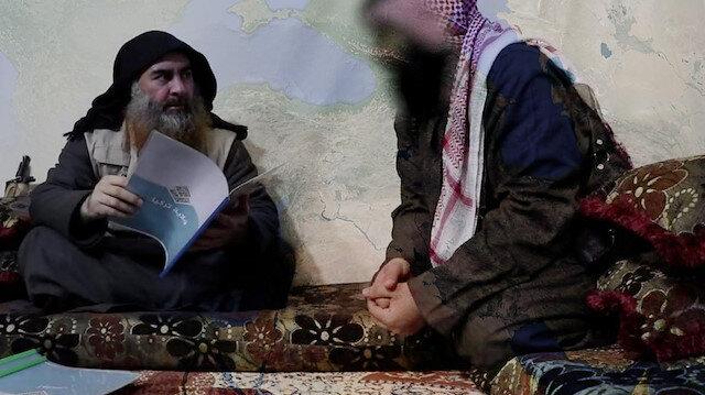 Bağdadi'nin görüntüsü: DEAŞ'ın sahipleri Türkiye'yi tehdit ediyor